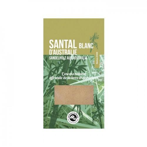 Mix of white sandalwood - Bag 25 g