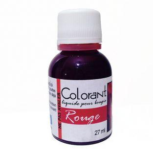 Candle dye - Red - 27 ml