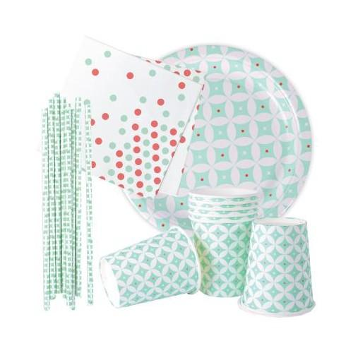 Crockery kit Sweet Party