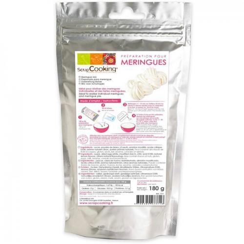 Preparation for meringues - 180 g