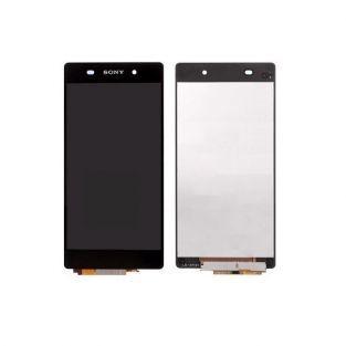 Vitre tactile + écran LCD Retina assemblé Sony Xperia Z2 L50W D6502 D6503 D6543 noir