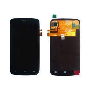 Vitre tactile écran LCD Retina noir pour HTC One S G25