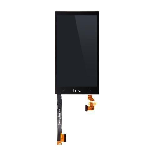 Vitre tactile écran LCD Retina noir pour HTC One mini