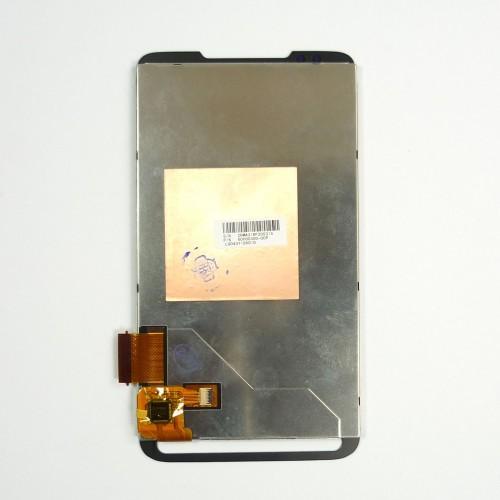 Vitre tactile avec écran LCD Retina noir pour HTC HD2 T8585