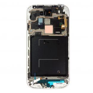 Original Vitre tactile écran LCD sur châssis Samsung Galaxy S4 I9505 rose