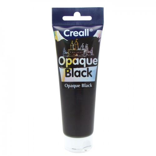black paint scratch tube - 120 ml