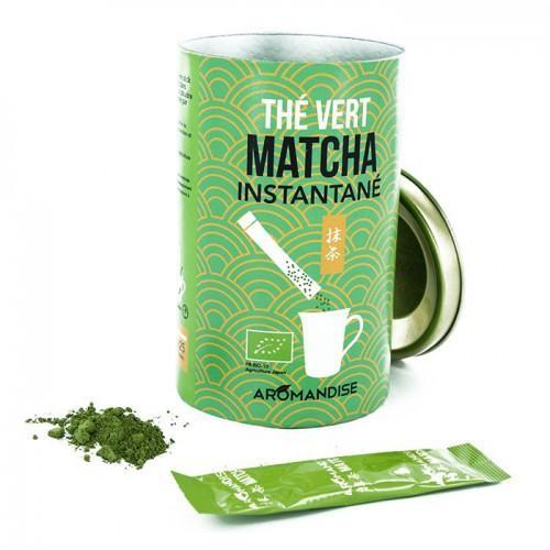 Matcha green Tea instant sticks