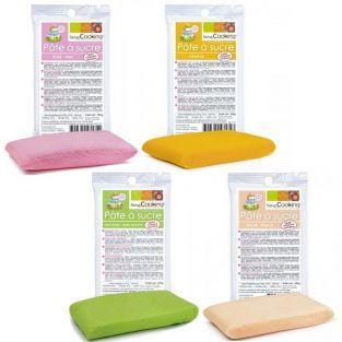 Tropical sugar paste Kit