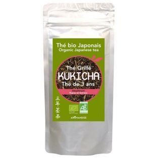 Japanese organic tea Kukicha - 120 g