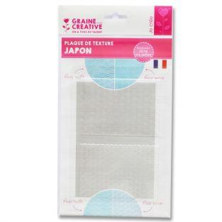 Texture maker for Fimo - japan pattern