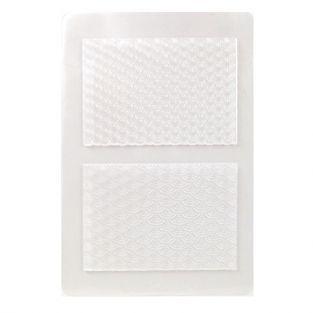 Placa de textura para Fimo - Modelo de Japón