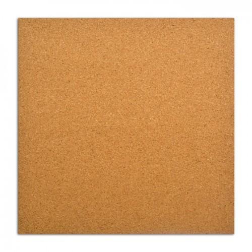 Cork sheet 30 x 30 cm