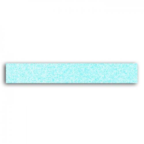 Glitter tape 2 m - Bleu pastel