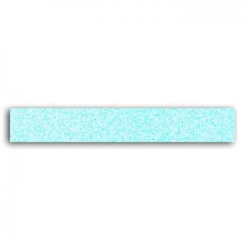 Glitter tape 2m - Powder Blue