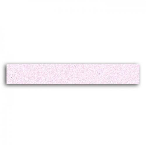 Masking tape con brillo 2 m - Rosa claro