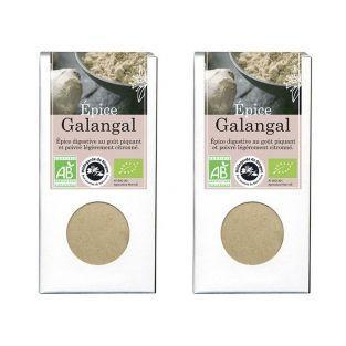 Galanga en polvo 70 g