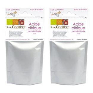 Citric acid 170 g