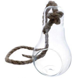 Bombilla decorativa con cuerda