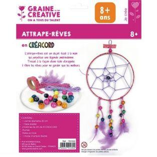 Kit attrape reves 20 cm - Girl