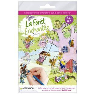 Decals The Enchanted Forest - A4