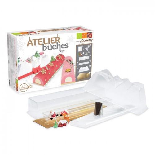 Coffret atelier b ches de no l cuisine cr ative youdoit - Coffret cuisine creative ...