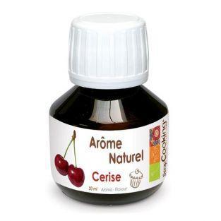Arôme naturel cerise 50 ml