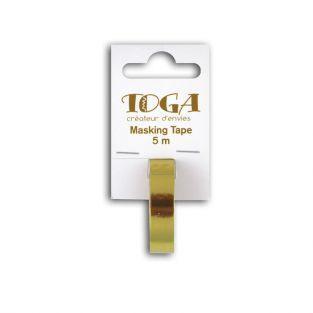 Masking tape Gold - 5 m