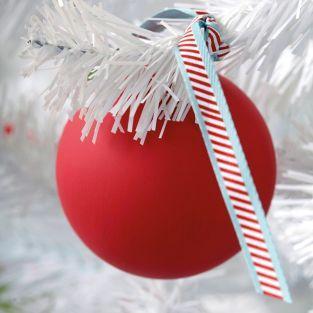 6 cintas Feliz Navidad