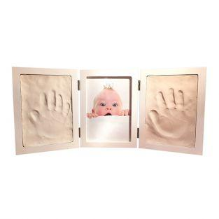 Kit modelado huellas de bebé