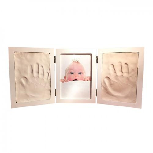 Molding Kit baby footprint