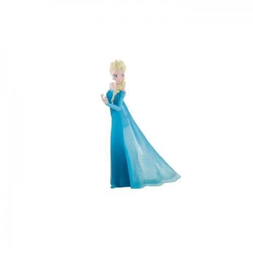Figurine pour gâteau La Reine des Neiges - Elsa