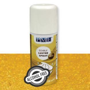 ScrapCooking - Lebensmittelfarbspray 75 ml - Gelb