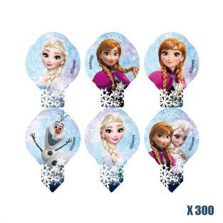300 Cake toppers Frozen
