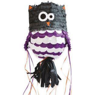 Piñata owl
