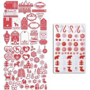 Scrapbooking kit - Nordic Christmas