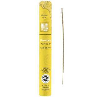 16 natural Ayurvedic incense sticks - Harmony