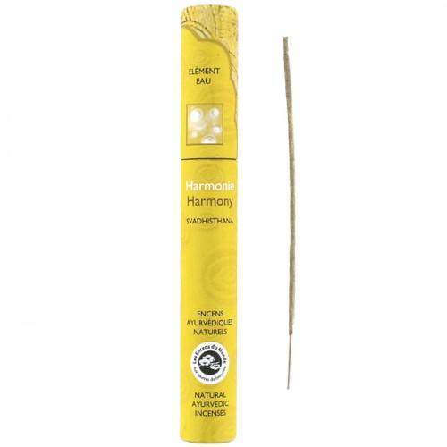 16 bâtonnets d'encens ayurvédique naturel - Harmonie