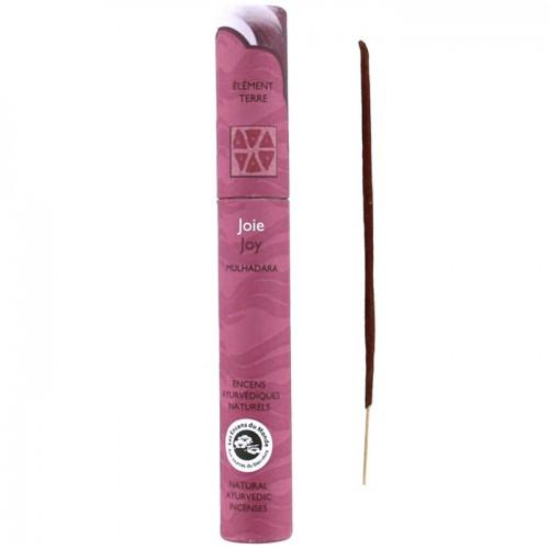 16 bâtonnets d'encens ayurvédique naturel - Joie