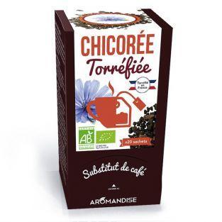 Raíces de Achicoria tostadas - 20 bolsitas