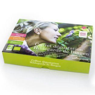 Herbal Discovery Box by Hildegarde de Bingen - 36 Bags