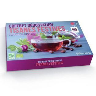 Herbal Tasting Box by Hildegarde de Bingen - 36 bags