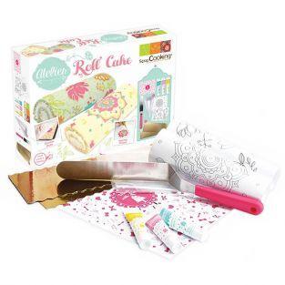 Coffret atelier Roll' Cake