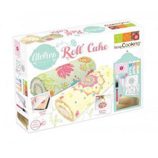 Taller pastelería Roll'Cake