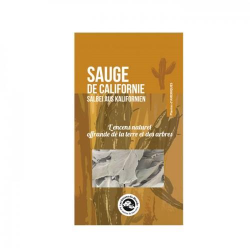 Salvia de California para quemar