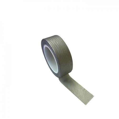 Masking tape 1,5 cm x 10 m - argenté