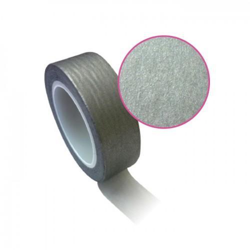 Masking tape 1,5 cm x 10 m - silver