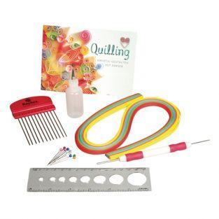 Kit de Quilling pour débutants