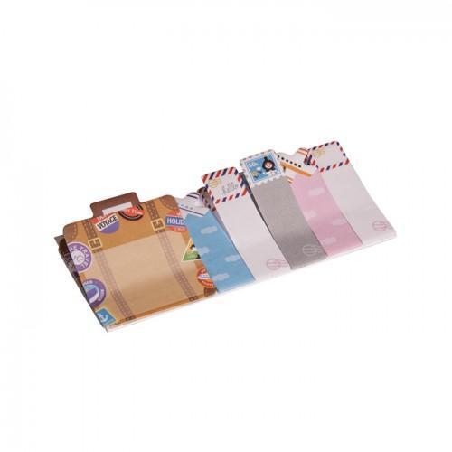 Memo-stickers Voyages
