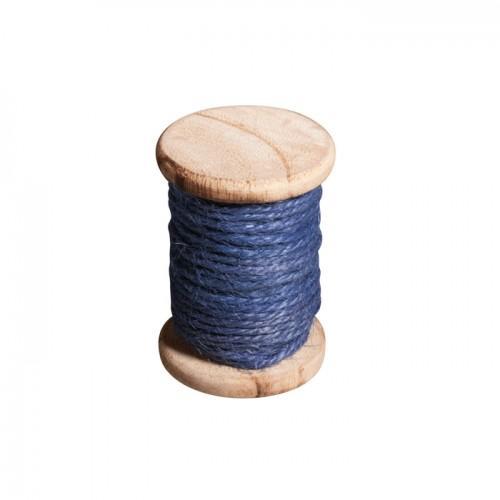 Ficelle 5 m - bleu marine