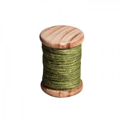 Cordel de 5 m - verde eternal